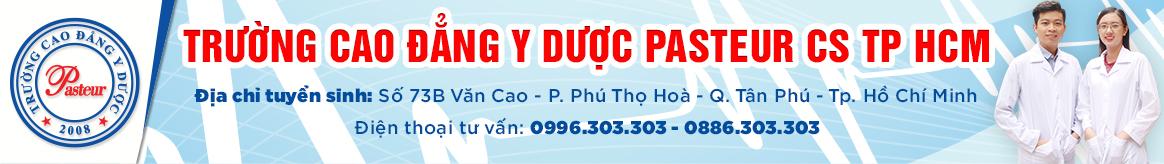 Trường Cao đẳng Y Dược Pasteur TPHCM