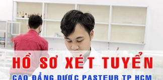 hồ sơ xét tuyển cao đẳng dược tphcm