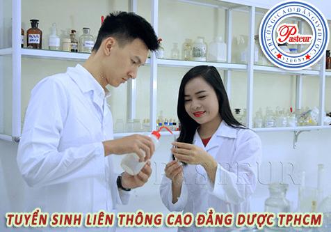 Văn bằng 2 Trung cấp Xét nghiệm có được liên thông Cao đẳng Dược