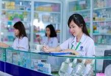 Sinh viên năm thứ 2 có thể đi thực tập tại các nhà thuốc