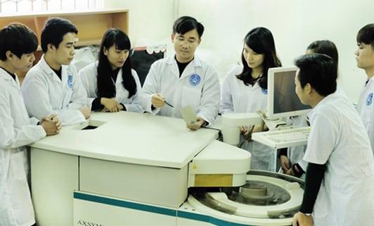 Trường Cao đẳng Y Dược Pasteur nơi đào tạo tốt nhất