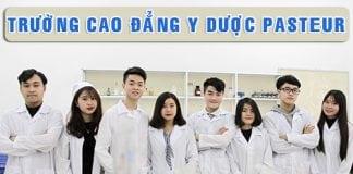 Trường Cao đẳng Y Dược Pasteur TPHCM tuyển sinh 2017