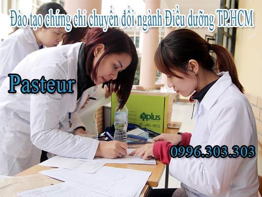 Đào tạo chứng chỉ chuyển đổi ngành Điều dưỡng TP.HCM