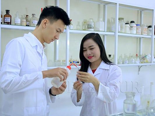 Địa chỉ nào đào tạo ngành Dược theo tiêu chuẩn quốc tế