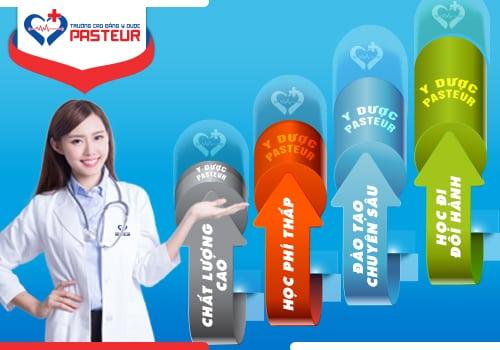 chất lượng đào tạo sinh viên Dược Cao đẳng Y Dược Pasteur TP.HCM