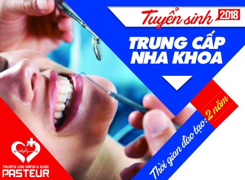 Tuyển sinh Trung cấp Kỹ thuật phục hình răng TP.HCM vào thứ 7, chủ nhật