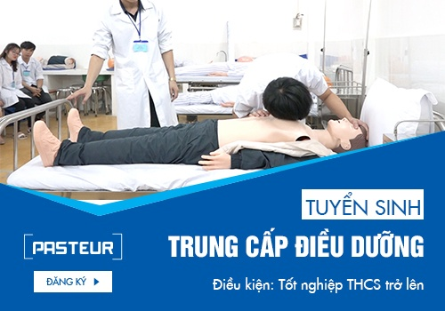 Tuyển sinh Trung cấp Điều dưỡng TP.HCM năm 2018