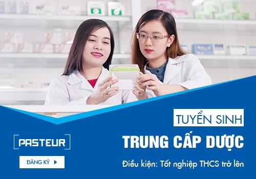 Thông tin hồ sơ đăng kí Trung cấp Dược TP.HCM năm 2018