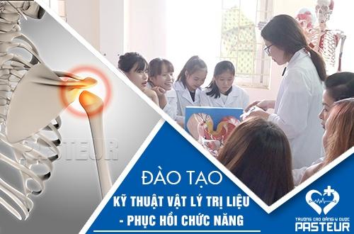 Chương trình đào tạo chất lượng sinh viên Liên thông Cao đẳng Vật lý trị liệu
