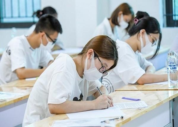 <center><em>Quy tắc làm tròn điểm thi tốt nghiệp THPT năm 2021</em><center>