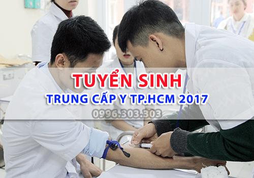 Tuyển sinh Trung cấp Y TPHCM năm 2017