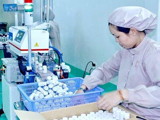 Thị trường Việt Nam có sức cạnh tranh rất lớn trong lĩnh vực dược phẩm