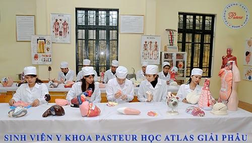 Trường Cao đẳng Y Dược Pasteur TP Hồ Chí Minh luôn tạo điều kiện cho mọi thí sinh