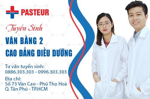 Văn bằng 2 Cao đẳng Điều dưỡng TPHCM