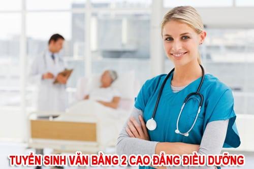 Đào tạo Văn bằng 2 Cao đẳng Điều dưỡng tại trường Pasteur