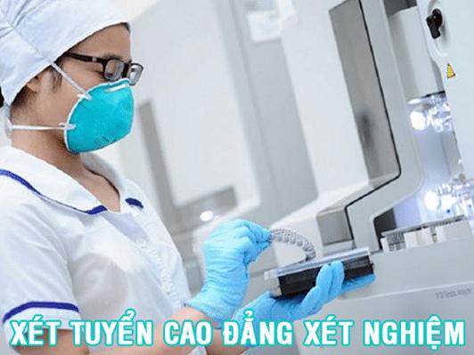Đào tạo kỹ thuật viên xét nghiệm chuyên nghiệp