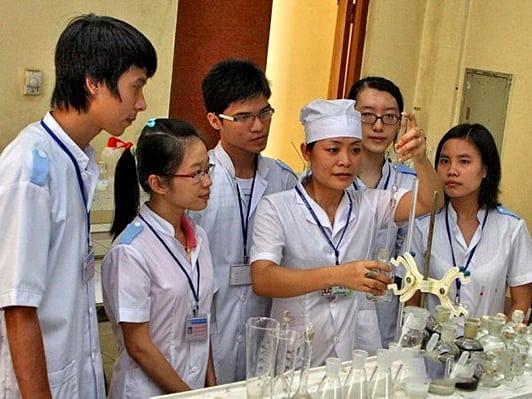 Trường Cao đẳng Y Dược Pasteur lựa chọn hoàn hảo