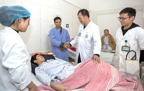 Bác sỹ cần duy trì sự điềm tĩnh khi gặp khó khăn