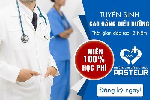 Hồ sơ Cao đẳng Điều dưỡng Pasteur cần giấy tờ gì?
