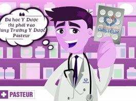 Đã học Y Dược phải vào đúng trường Cao đẳng Y Dược Pasteur