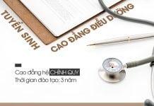 Mức học phí học Cao đẳng Điều dưỡng thế nào?
