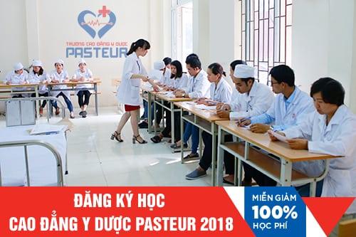 Lợi thế khi học Cao đẳng Y Dược Pasteur là gì?