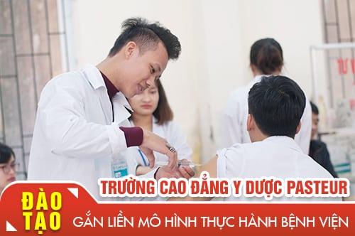Chất lượng đào tạo Trường Cao đẳng Y Dược Pasteur TP.HCM