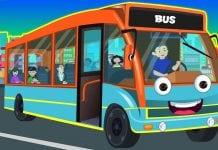 Các tuyến xe buýt 41, 32 đi qua trường