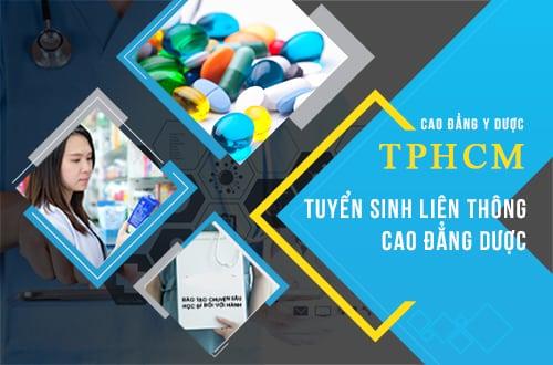 Học phí Liên thông Cao đẳng Dược TP.HCM năm 2018