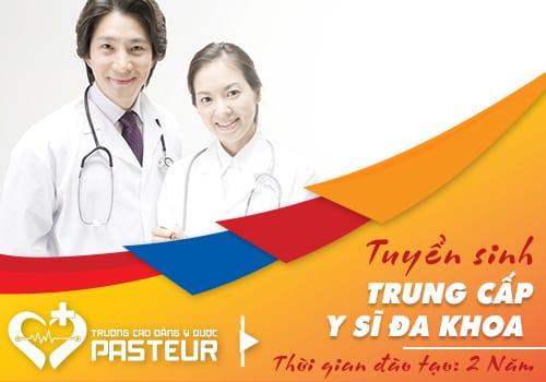 Tốt nghiệp Trung cấp Y sĩ đa khoa Pasteur TP.HCM có thể liên thông trường Đại học nào?