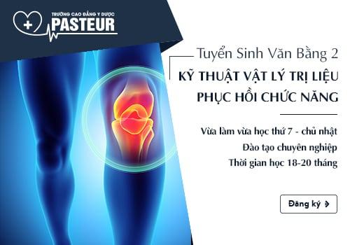 Đào tạo chuyên nghiệp sinh viên VB2 Cao đẳng Vật lý trị liệu TP.HCM
