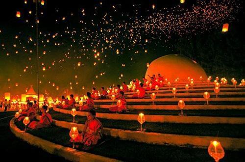 Thú vị những phong tục diễn ra vào Lễ Vu Lan khắp Châu Á
