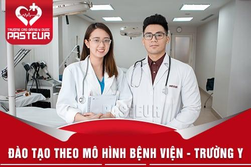 Chất lượng đào tạo tại Cao đẳng Y Dược Pasteur TP.HCM