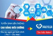 Điều kiện để đăng kí học Liên thông Cao đẳng Điều dưỡng TP.HCM là gì?