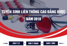 Thông tin tuyển sinh Liên thông Cao đẳng Y Dược Pasteur TP.HCM năm 2018
