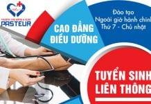 Thời gian nộp hồ sơ Liên thông Cao đẳng Điều dưỡng TP.HCM khi nào?