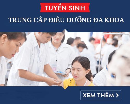 Điều kiện tuyển sinh Trung cấp Điều dưỡng TP.HCM năm 2018 là gì?
