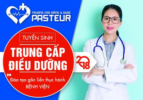 Thông tin tuyển sinh Trung cấp Điều dưỡng TP.HCM năm 2018