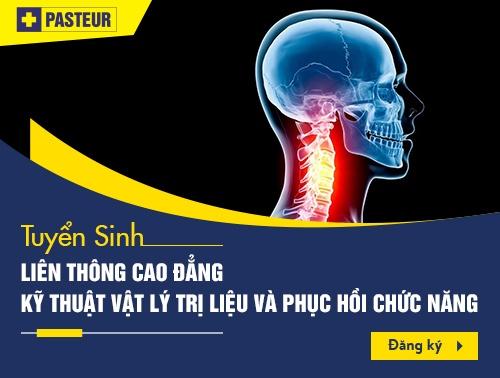 Liên thông Cao đẳng Vật lý trị liệu & Phục hồi chức năng TP.HCM đào tạo chất lượng cao