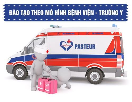 Đào tạo chất lượng sinh viên Cao đẳng Y Dược Pasteur TP.HCM