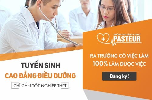 Thông tin hồ sơ Văn bằng 2 Cao đẳng Điều dưỡng TP.HCM năm 2019