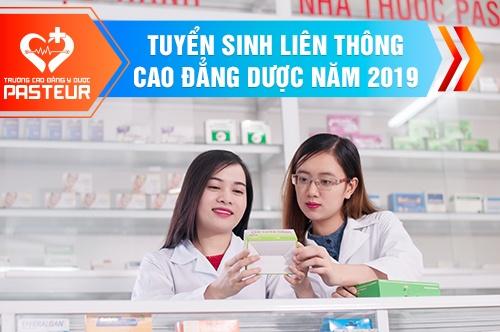 Liên thông Cao đẳng Dược Pasteur TP.HCM – lựa chọn hàng đầu cho tương lai