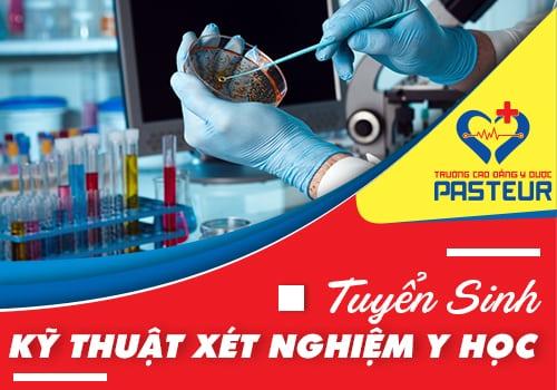 Học VB2 Cao đẳng Xét nghiệm tại Cao đẳng Y Dược Pasteur TP.HCM có lợi gì?