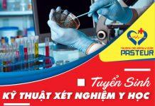 Trung cấp Xét nghiệm Pasteur TP.HCM tuyển sinh tại địa chỉ nào chất lượng?