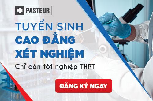 Đào tạo Cao đẳng Xét nghiệm tại Cao đẳng Y Dược Pasteur TP.HCM thế nào?