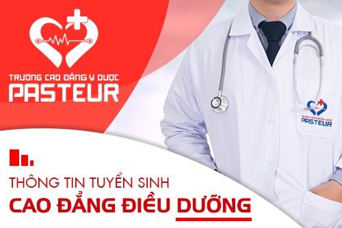 Thông tin tuyển sinh Cao đẳng Điều dưỡng TP.HCM năm 2019