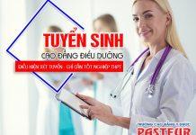 Thời gian đào tạo và thông tin tuyển sinh Cao đẳng Điều dưỡng năm 2019