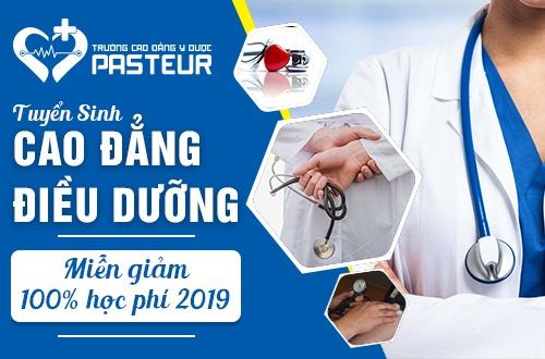 Những lý do để bạn theo học Cao đẳng Điều dưỡng Pasteur TP.HCM