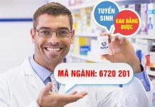 Thông tin tuyển sinh Cao đẳng Dược Pasteur TP.HCM năm 2019