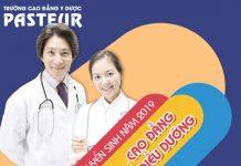Hồ sơ tuyển sinh Cao đẳng Điều dưỡng Pasteur TP.HCM